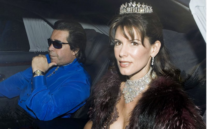 Ex-model wins £75m divorce settlement from Saudi billionaire