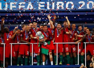 Portugal beat France to lift European title