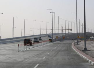 F Ring Road–Mesaimeer Road bridge finally opens