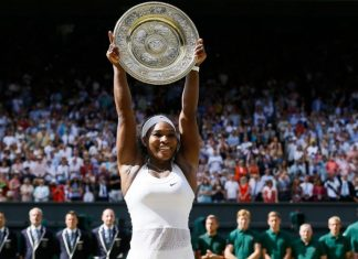 Serena Williams wins 7th Wimbledon