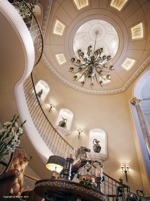 luxury-villa-domed-ceiling