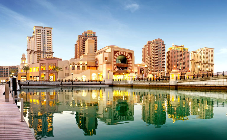 Real Estate Transactions in Qatar Worth over 558 Million