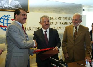 Al Khor Expressway Building Contract Singed in Ankara