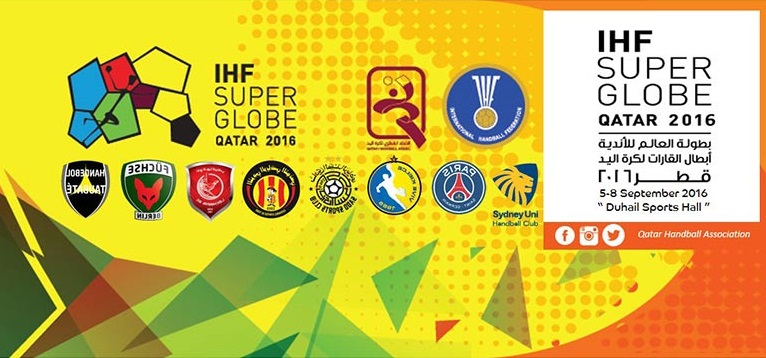 Doha to Host IHF Super Globe from September 5