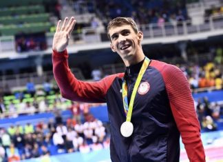 Michael Phelps Announces He Will Retire