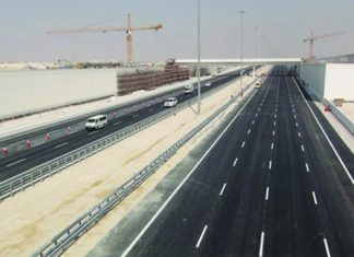 QR13.7 billion spent on infra development - New phase of Dukhan Highway Central open
