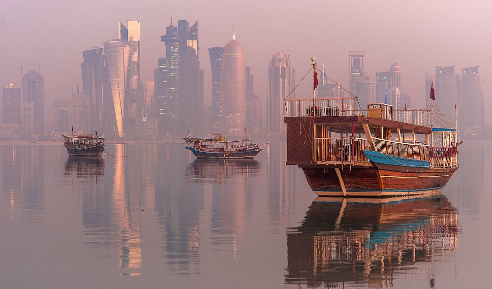 Qatar arrival visas for visitors from China, India and Russia
