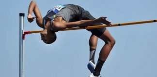 Qatar's Barsham Qualifies For Men's High Jump Final