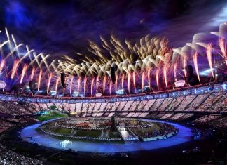 Opening ceremony celebrates Brazil to open Games