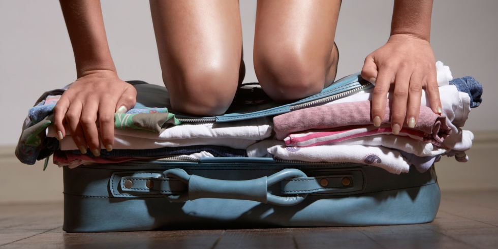 Three Best Ways to Pack a Suitcase
