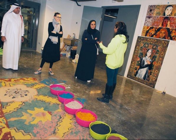 Doha Fire Station announces new artist in residence line-up