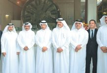 Qatar Rail celebrates completion of tunnelling