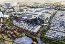 Mall of Qatar rendering