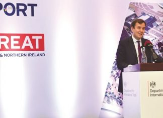 British Minister extends support to Qatar ahead of 2022 World Cup