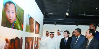 Expo displays Qatar-China cultural analogy