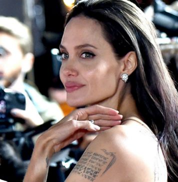 angelina jolie eating disorder