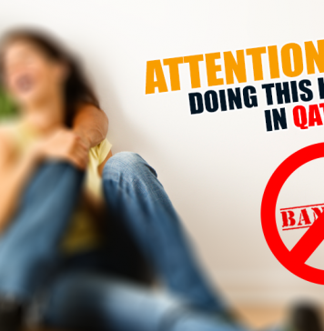 don't do this in qatar or other gcc states! if you caught you will face fine, jail, deportation and gcc-wide ban
