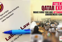 Workshops being held by qatar