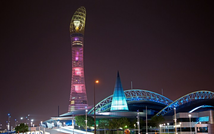the torch-doha walks away with two prestigious awards.