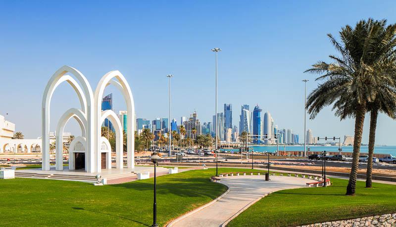 Al Rumailah Park (Al Bidda Park) (Qatar Parks)