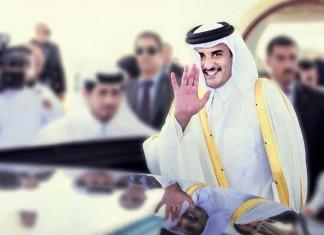 Sheikh Tamim bin Hamad - تميم بن حمد آل ثاني