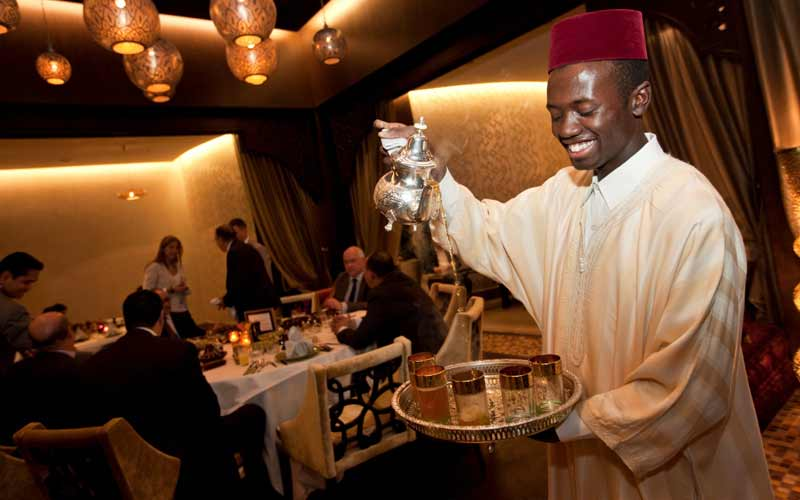 Argan in Doha (Qatar Restaurants)
