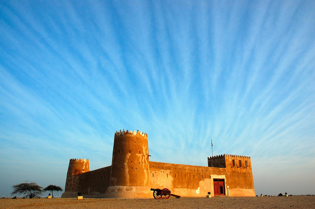 Zubara_Fort (Qatar Attractions)