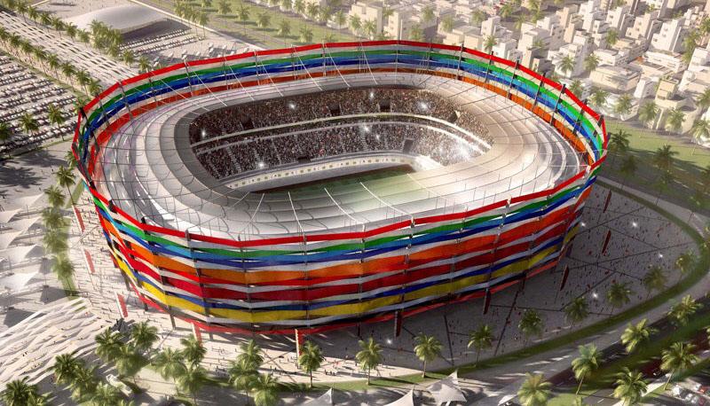 AL GHARAFA STADIUM (Qatar Stadiums)