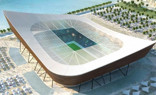 AL Shamal Stadium (Qatar Stadiums)