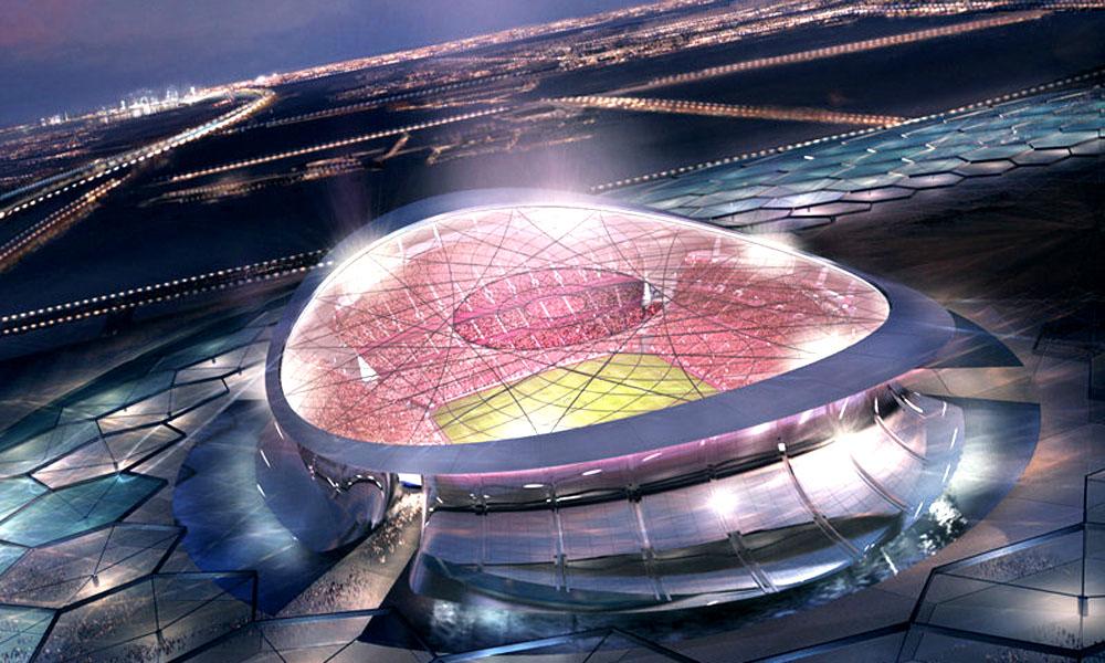 LUSAIL STADIUM (Qatar Stadiums)