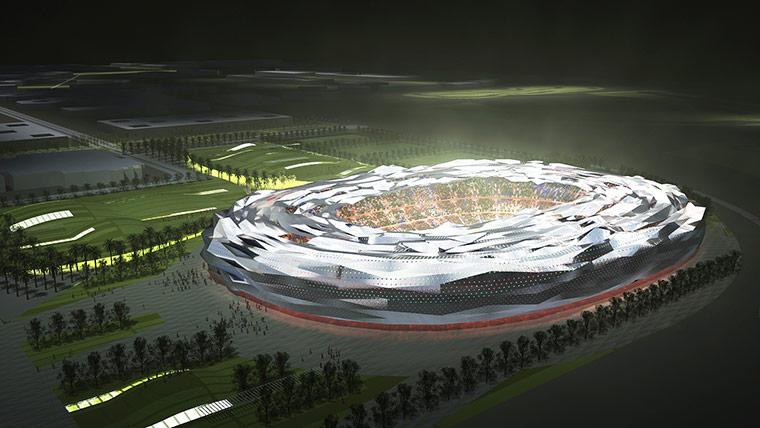 QATAR EDUCATION CITY STADIUM (Qatar Stadiums)