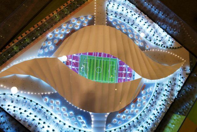 al khor stadium 4 (Qatar Stadiums)