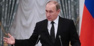 Putin orders economic sanctions against Turkey