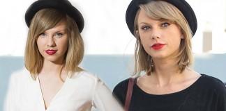 Taylor Swift Meets Her Lookalike
