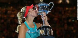 Angelique Kerber stuns Serena Williams to win title