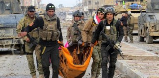 Clear 'IS' pockets out of Ramadi