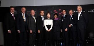 Emma Watson launches HeForShe Report