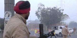 Gunmen attack Indian air