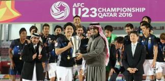 Japan crowned AFC U-23 Champions