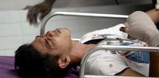 Philippine New Year mayhem kills two