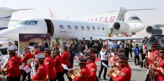 Successful Participation at the Bahrain Airshow