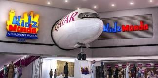KidzMondo Doha joins Qatar International - KidzMondo Doha Flies with Qatar Airways
