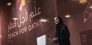 New CEO of Qatar Foundation