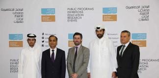 Deputy Mayor of London visits Sheikh Faisal Museum