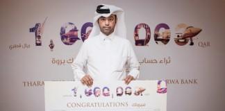 Barwa Bank announces the sixth draw winners