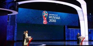 2018 World Cup Asian zone qualifiers draw