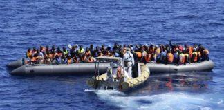 84 migrants still missing after boat sinks