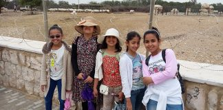Gulf English School's 'Week Without Walls'