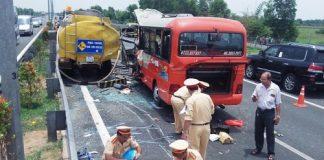 13 killed in motor accident in Vietnam
