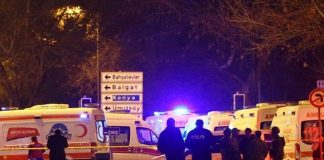 Many injured, by roadside bombs in southeast Turkey